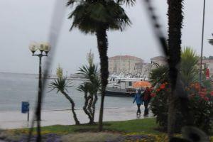 Istrien-Regen