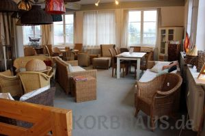 Bondot-Sessel und Sofa